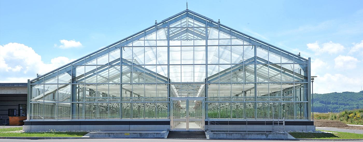 Hervorragend FGH B-Flex Syngenta CH EN: Kraess GlasConstruktionen KE14